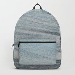 Blue glacier slope Backpack