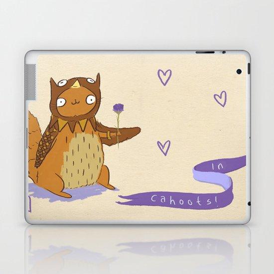 In Cahoots Laptop & iPad Skin