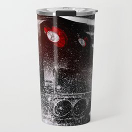 Sports Car Travel Mug