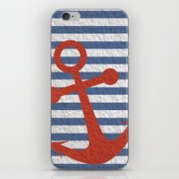 sailor iPhone & iPod Skins featuring sailor by zakumy