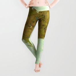 A Mermaid Tail II Leggings