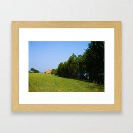 Orvieto Framed Art Print