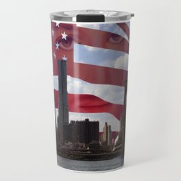 one world jesus Travel Mug