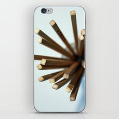 Chopsticks iPhone & iPod Skin