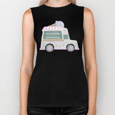 Ice Cream Truck Biker Tank
