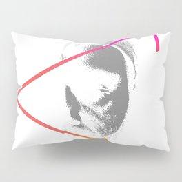 Aware black man Pillow Sham