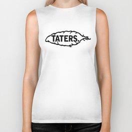 'Taters (Black) Biker Tank
