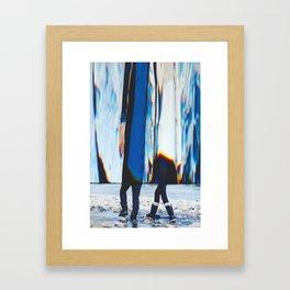 Vouge #59 Framed Art Print