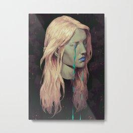 Ghost IV Metal Print