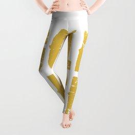 GOLD RUSH Leggings