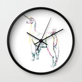 Unillama Wall Clock