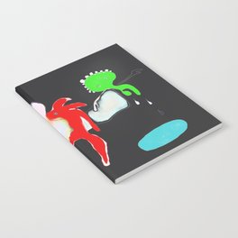 monster love Notebook