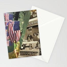 Split Screen Stationery Cards