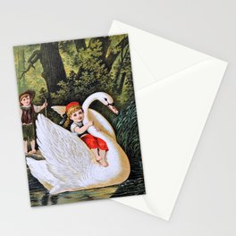Carl Offterdinger - Hansel And Gretel - Digital Remastered Edition Stationery Cards