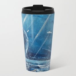 A stone monster almost catched ... Travel Mug