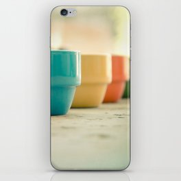 Rainbow Mugs iPhone Skin
