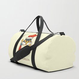 King Penguin Duffle Bag