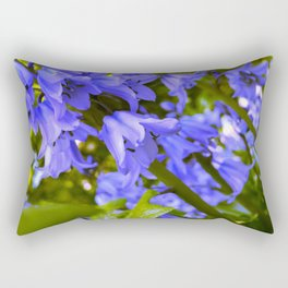 Purple Bliss Rectangular Pillow