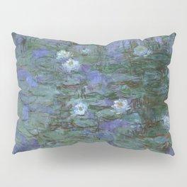 1916-Claude Monet- Blue Water Lilies-200 x 200 Pillow Sham