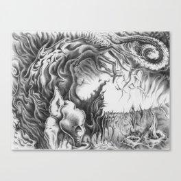 Resurgence Canvas Print