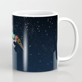 Spacetime Sadness Coffee Mug