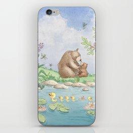 Beary Sweet iPhone Skin