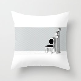 chAIse Throw Pillow