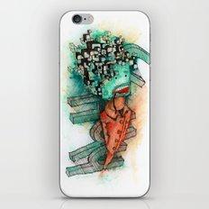 hhH iPhone & iPod Skin
