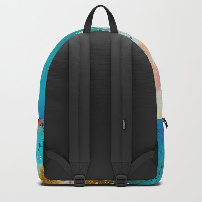 Wonderful mood Backpack