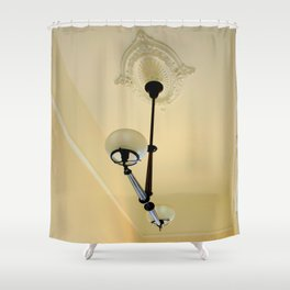 For The Long Haul Shower Curtain
