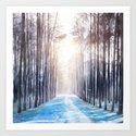 Feather Dance In Winter by vivianagonzlez