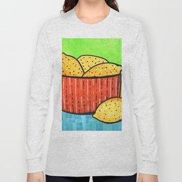 Lemons Long Sleeve T-shirt