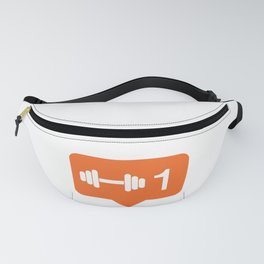 1 like working out! Fanny Pack