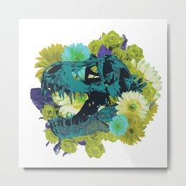 Beauty Rex Metal Print