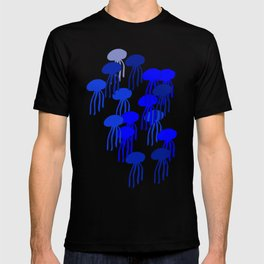 Jellyfish Blue T-shirt