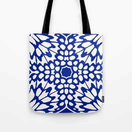 Butterfly Wings: Lapis Tote Bag