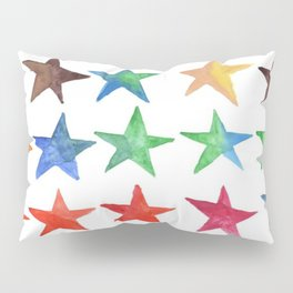 watercolor Pillow Sham