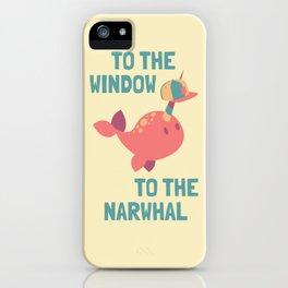 Get Flow - Coral & Cream iPhone Case