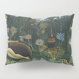 The Dream, Henri Rousseau Pillow Sham