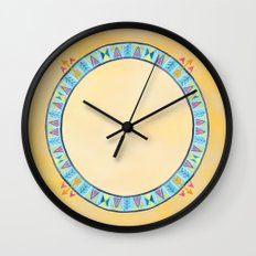Know Yourself Wall Clock
