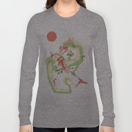 Dragon Battle Long Sleeve T-shirt