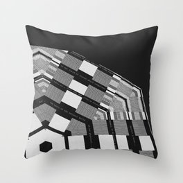 The Basis Throw Pillow