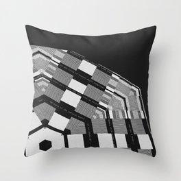 The Basis Throw Pillow