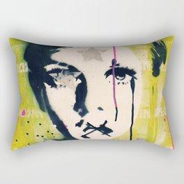 Star Studded Rectangular Pillow