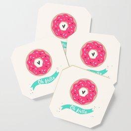 Oh hello Donut Coaster