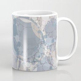 Round & Round Smoke & Steel Coffee Mug