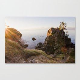Creyke Point, Sooke I Canvas Print