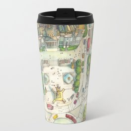 Trafalgar Square Travel Mug