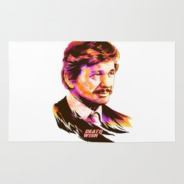 Charles Bronson: BAD ACTORS Rug