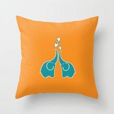 Big Love Throw Pillow